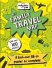 My Family Travel Map - Book