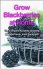 Grow Blackberries at Home : The complete guide to growing blackberries in your backyard! - eBook