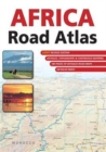 Road atlas Africa - Book