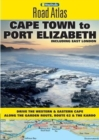 Road atlas Cape Town to Port Elizabeth - Book