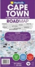 Road map Cape Town & surroundind attractions - Book