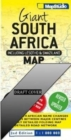 Giant South Africa map : Including Lesotho & Swaziland - Book