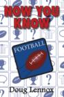 Now You Know Football - eBook