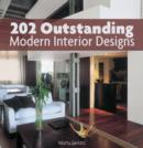 202 Outstanding Modern Interior Designs - Book