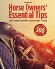 Horse Owners' Essential Tips - Book