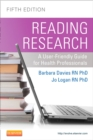 Reading Research, Fifth Canadian Edition - E-Book : A User-Friendly Guide for Health Professionals - eBook