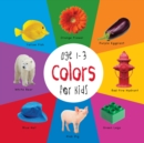 Colors for Kids age 1-3 (Engage Early Readers: Children's Learning Books) - eBook