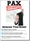 NLN PAX Test Strategy! : Winning Multiple Choice Strategies for the NLN PAX test - eBook