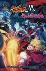 Street Fighter VS Darkstalkers Vol.1 : Worlds of Warriors - Book