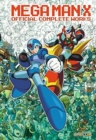 Mega Man X: Official Complete Works HC - Book