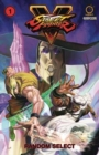 Street Fighter V Volume 1: Random Select - Book