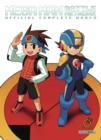 Mega Man Battle Network: Official Complete Works Hardcover - Book