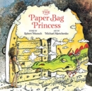 Paper Bag Princess Unabridged - Book