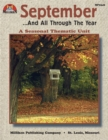 September and All Through the Year - eBook
