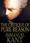 The Critique of Pure Reason - eBook