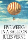 Five Weeks in a Balloon - eBook