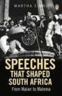 Speeches that Shaped South Africa - Book