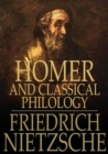 Homer and Classical Philology - eBook