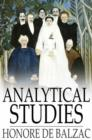 Analytical Studies : Physiology of Marriage and Petty Troubles of Married Life - eBook