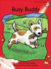 Red Rocket Readers : Early Level 1 Fiction Set C: Busy Buddy - Book