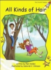 Red Rocket Readers : Early Level 2 Fiction Set C: All Kinds of Hair - Book