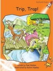 Red Rocket Readers : Fluency Level 1 Fiction Set A: Trip, Trap! Big Book Edition - Book