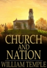 Church and Nation : The Bishop Paddock Lectures for 1914-15 - eBook