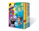 DC Graphic Novels for Kids Box Set 1 - Book