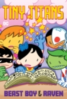 Tiny Titans: Beast Boy and Raven - Book
