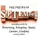 The Poetry of September : A Month in Verse - eAudiobook