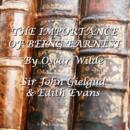 The Importance Of Being Earnest - eAudiobook