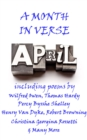 April, A Month In Verse - eBook