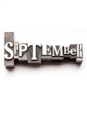 September, A Month In Verse - eBook