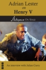 Adrian Lester on Henry V (Shakespeare on Stage) - eBook