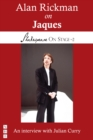 Alan Rickman on Jaques (Shakespeare On Stage) - eBook