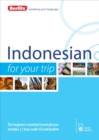 Berlitz Language: Indonesian for Your Trip - Book
