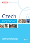 Berlitz Language: Czech for Your Trip - Book