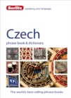 Berlitz Phrase Book & Dictionary Czech - Book