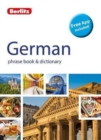 Berlitz Phrase Book & Dictionary German (Bilingual dictionary) - Book