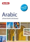 Berlitz Phrase Book & Dictionary Arabic (Bilingual dictionary) - Book
