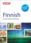 Berlitz Phrase Book & Dictionary Finnish (Bilingual dictionary) - Book