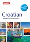 Berlitz Phrase Book & Dictionary Croatian (Bilingual dictionary) - Book
