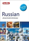 Berlitz Phrase Book & Dictionary Russian(Bilingual dictionary) - Book