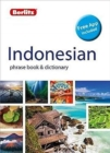 Berlitz Phrase Book & Dictionary Indonesian (Bilingual Dictionary) - Book