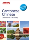 Berlitz Phrase Book & Dictionary Cantonese Chinese(Bilingual dictionary) - Book