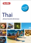Berlitz Phrase Book & Dictionary Thai(Bilingual dictionary) - Book