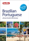 Berlitz Phrase Book & Dictionary Brazillian Portuguese(Bilingual dictionary) - Book