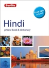 Berlitz Phrase Book & Dictionary Hindi(Bilingual dictionary) - Book