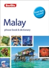 Berlitz Phrase Book & Dictionary Malay(Bilingual dictionary) - Book