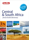 Berlitz Phrase Book & Dictionary Central & South Africa (Bilingual dictionary) - Book